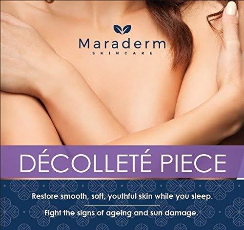 Maraderm Skincare Anti aging, rapid wrinkle repair Decollete pad (2 pack) - Effortlessly Restore and Repair Wrinkled Skin