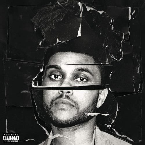 The Weeknd Beauty Behind the Madness CD -  Republic, 1