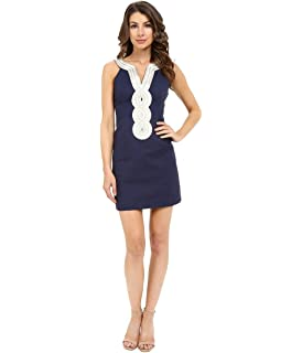 e7fa2e7b92 Lilly Pulitzer Women s Emery Shift Dress at Amazon Women s Clothing ...
