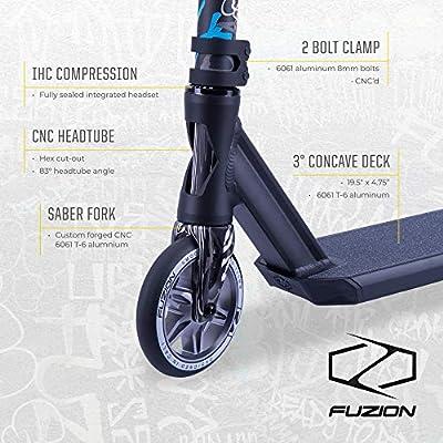 Fuzion Z350 Pro Scooter by Nextsport