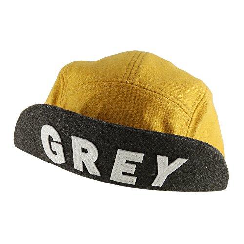 Morehats Wool Flip Up Short Brim Snapback Hip-hop Flat Bill Baseball Cap - -