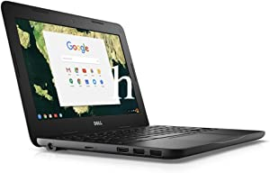 Dell Chromebook 11 3180 2NN30 11.6-Inch Traditional Laptop (Black)