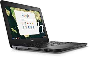 Amazon.com: Dell Chromebook 11 3180 2NN30 11.6-Inch Traditional Laptop  (Black): Computers & Accessories