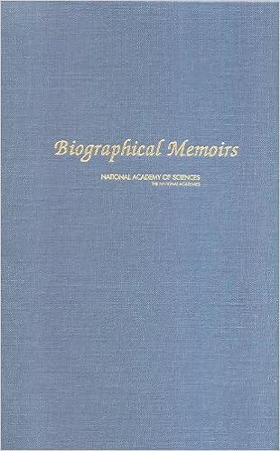 Book Biographical Memoirs: Volume 66: 066 (Biographical Memoirs: A Series)