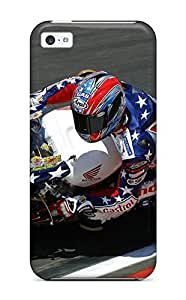 First-class Case Cover For Iphone 5c Dual Protection Cover Colin Edwards Gp Editor by supermalls