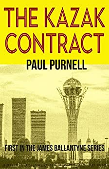 The Kazak Contract by [Purnell, Paul]
