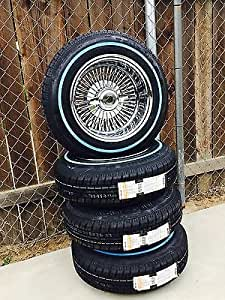Amazon Com 14 Quot 100 Spoke Reverse Wire Wheels Knock Offs