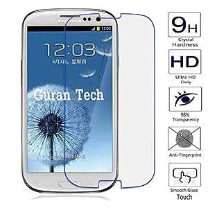 Guran® Protector de Pantalla Vidrio Cristal Templado Para Samsung Galaxy S3 mini Smartphone Film