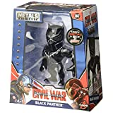 Marvel Figura de Acción Metals Black Panther, Movie, 4""