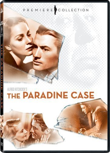 The Paradine Case by MGM (Video & DVD) by Alfred Hitchcock