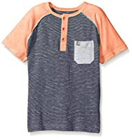American Hawk Boys' Short Sleeve Basebal...