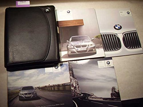 Bmw 3 Series Owners Manual - 2011 BMW 3 Series Sedan, Sportwagon Owners Manual