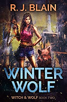 Winter Wolf (Witch & Wolf Book 2) by [Blain, RJ]