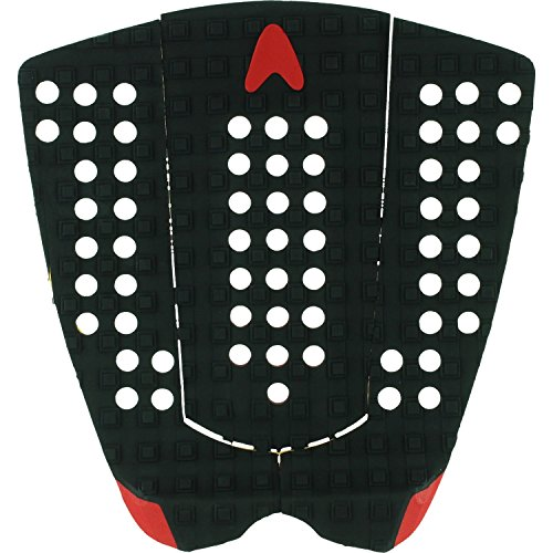 Astrodeck 123 Nathan Fletcher New Traction Pad - Black by Astrodeck (Image #1)