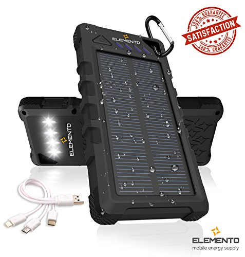 Best Solar Power Bank - 8