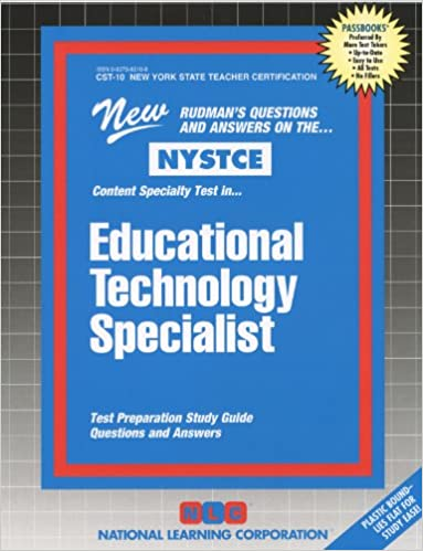 Educational Technology Specialist (NYS Teacher Certification ...