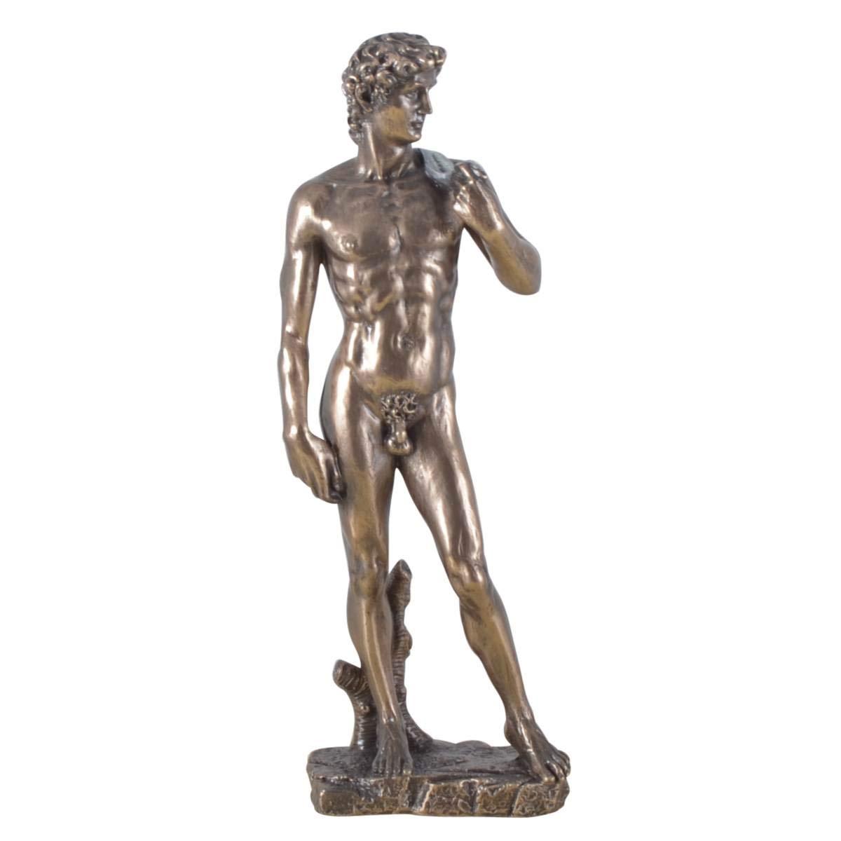 Unbekannt David dopo Michelangelo bro-col.