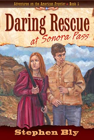 book cover of Daring Rescue At Sonora Pass