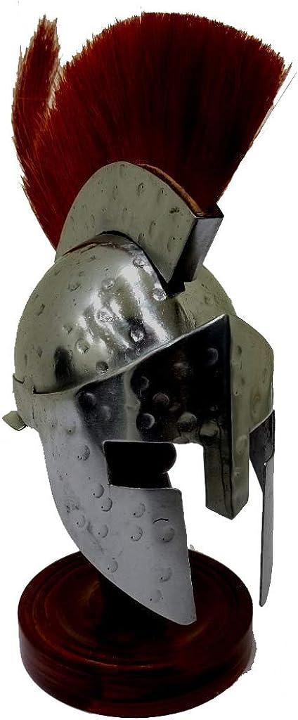 Medieval 300 Movie Mini Spartan King-Leonidas with Stand