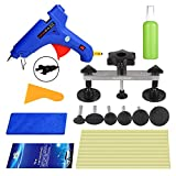 Super PDR 21Pcs NEW PDR Auto CAR Body Paintless Dent Repair Removal Tools Dent Puller Suction Cup Dent Repair Kit