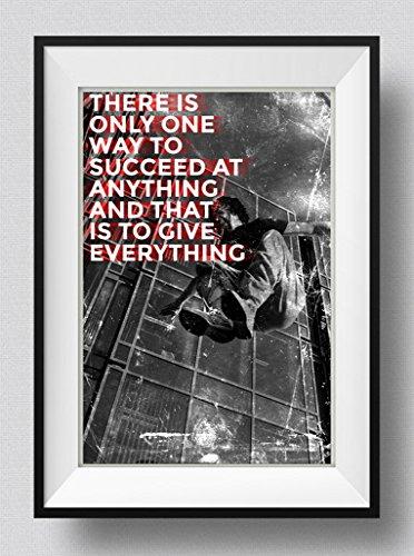 Parkour Motivational Poster 10