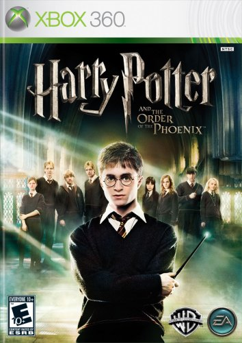 Harry Potter Order of the Phoenix - Xbox 360 (360 Xbox Phoenix)