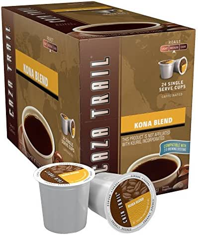 Coffee Pods: Caza Trail