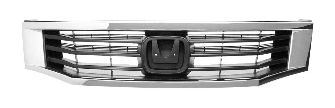 IPCW CWG-HD3307B0 Chrome//Black Replacement Grille