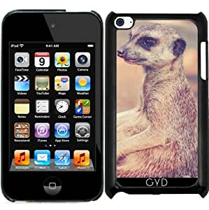 Funda para Ipod Touch 4 - Meerkat by WonderfulDreamPicture