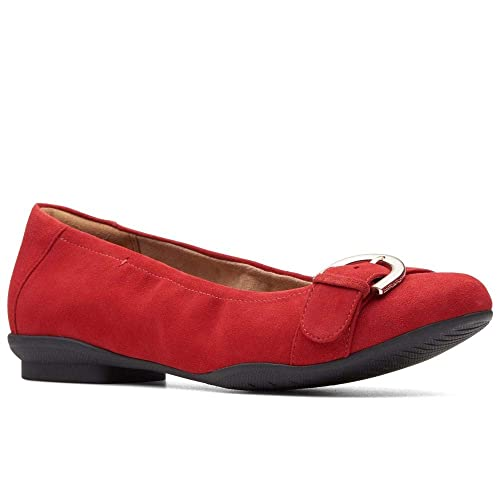 Clarks - Mocasines para Mujer Negro Negro: Amazon.es: Zapatos y complementos
