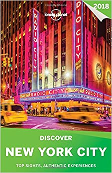 Lonely Planet Discover New York City 2018 PDF Descargar Gratis