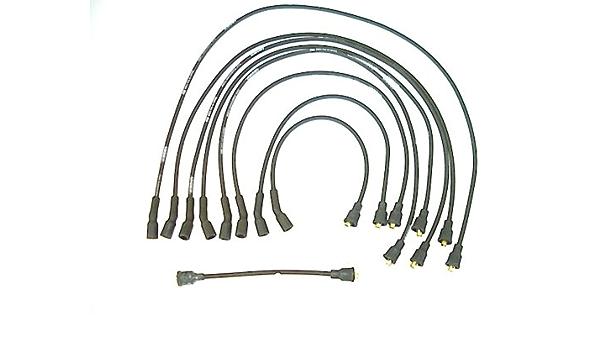 Prestolite 118081 ProConnect Black Professional O.E Grade Ignition Wire Set