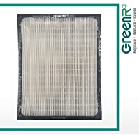 GreenR3 1-PACK HEPA Air Filters Air Purifiers for Blueair 203 fits 303 201 205 250E 270E 200 200PF 201PF 203C 205C 210B 270 Series Model Replacement Parts Replenishment Particle Machine Tool and more