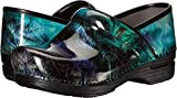 Dansko Women's Pro XP Mule, Brush Patent, 38 EU/7.5-8 M US