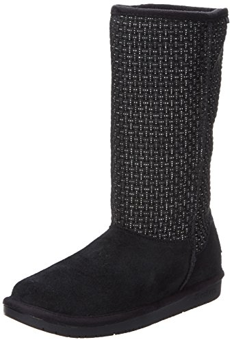 Skechers Womens Shelbys Copenhagen Cozy Boot Black