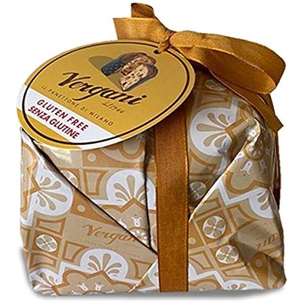 PANETTONE CON GOTAS DE CHOCOLATE SIN GLUTEN PIACERI ...
