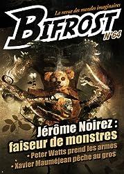 Revue Bifrost n°64 Dossier Jerome Noirez