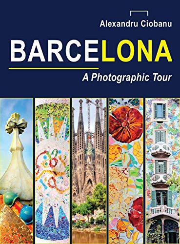 Barcelona a photographic tour takes the reader on a personalized guided tour around the colorful city of Barcelona. This photo book guides the reader through Barcelona's attractions, cultural life, the architecture and the colors of this beautiful ci...