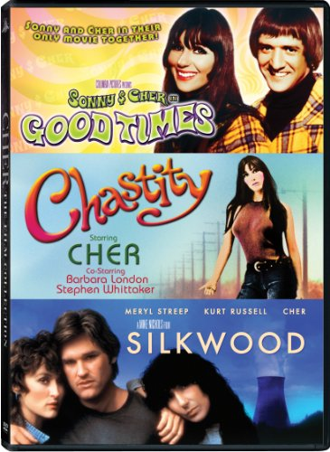 Chastity Collection - Cher: The Film Collection (Good Times / Chastity / Silkwood)