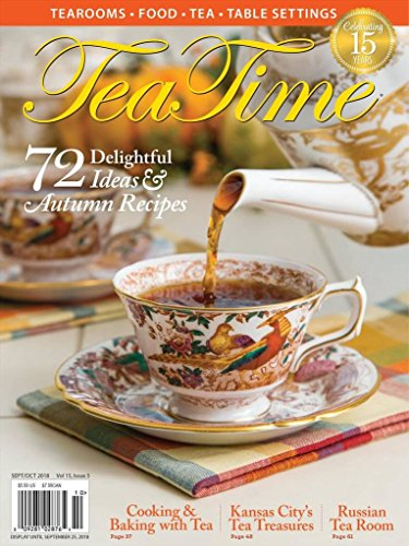 Magazines : Tea Time