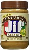 Jif Creamy Omega-3 Peanut Butter, 16 oz