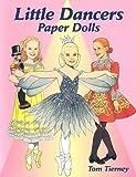 Little Dancers Paper Dolls (Dover Paper Dolls)