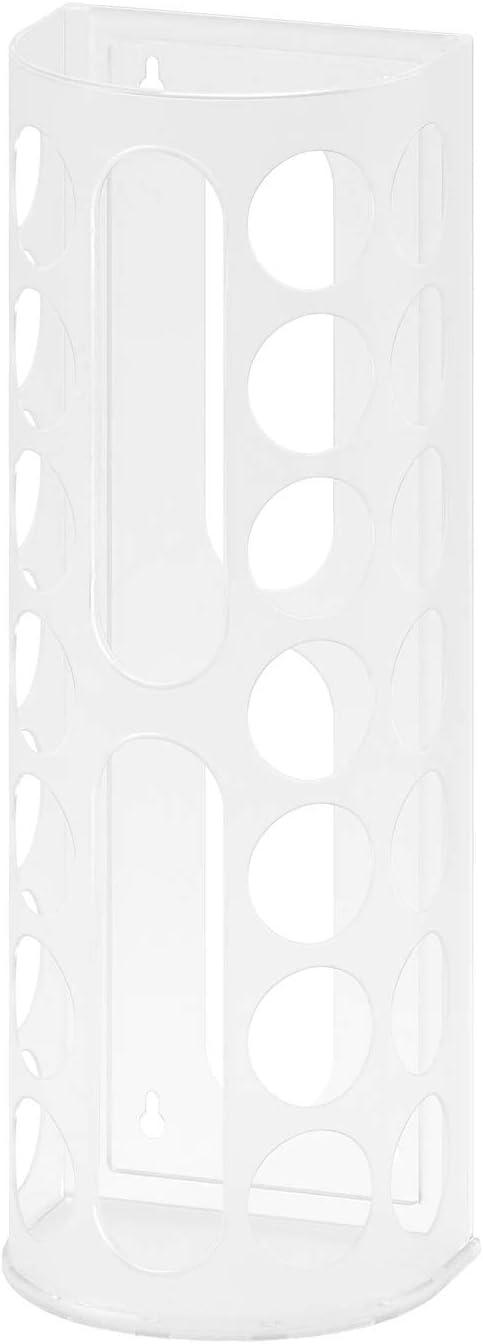 Ikea Variera Dispensador bolsas plástico, blanco, 800.102.22 - 1 unidad