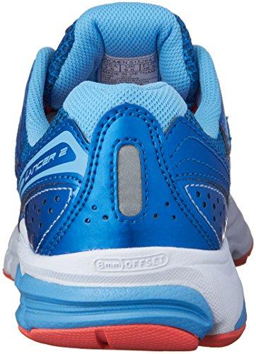 Saucony Lancer 2Zapatilla de Running de la mujer Blue/Coral