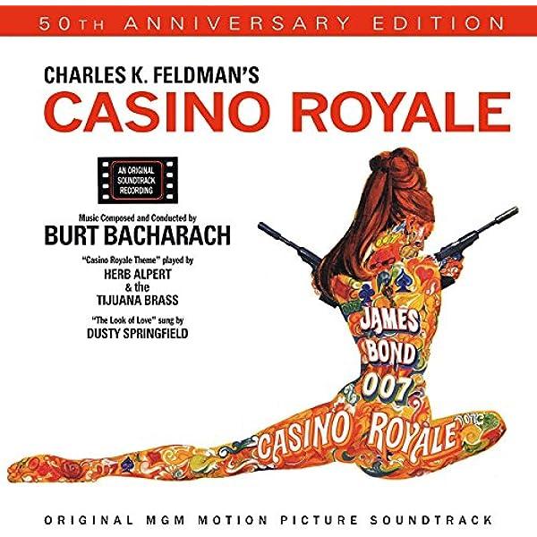 Саундтреки из джеймс бонд казино рояль как играть в карты компанией