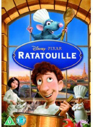 Ratatouille - Dvd Movie Ratatouille