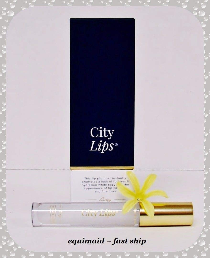 City Lips Simply Bare - Clear
