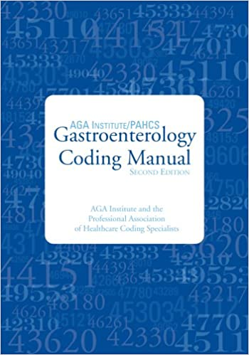 Gastroenterology Coding Manual Aga Instituteprofessional