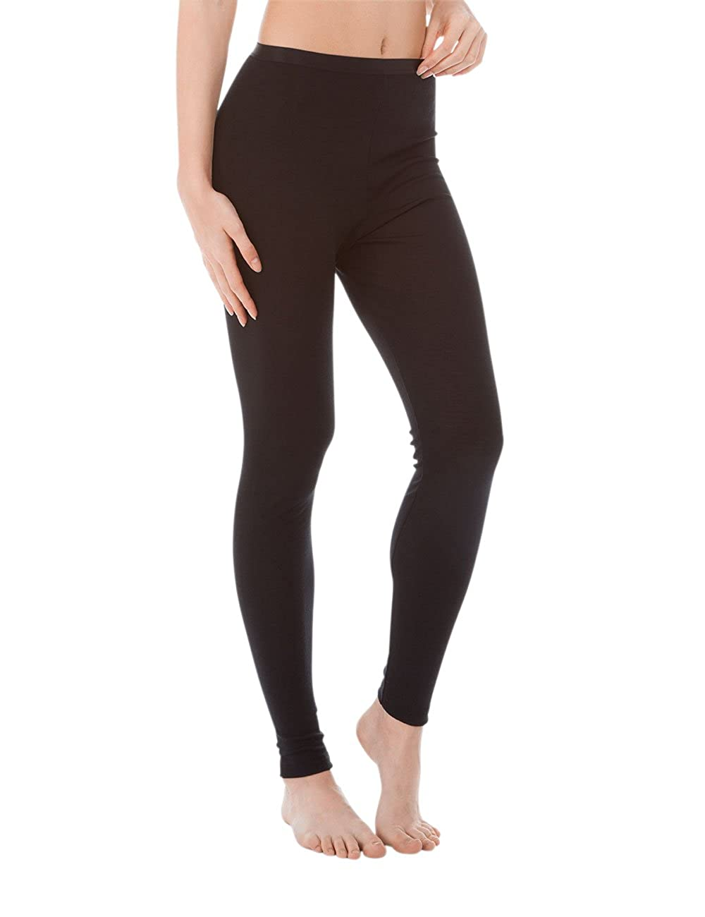 Calida True Confidence Damen Leggings, Pantaloni Termici Donna 27435