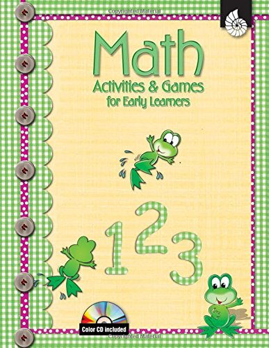 Math Activities & Games for Early Leaners (Early Childhood Activities) ()